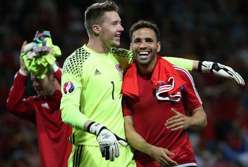 """Xứ Wales - Bale: Chú """"ngựa ô"""" đáng gờm của Euro - 2"""