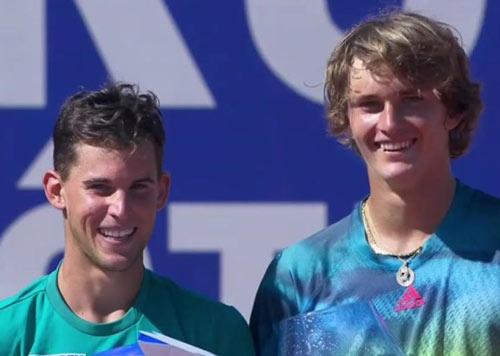 Thiem, Zverev và một thế hệ mới sẵn sàng vượt Federer - 2
