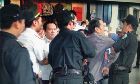Hành khách quấy phá, tấn công nhân viên và an ninh hàng không - 1