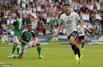 Đức vs Bắc Ireland - 7