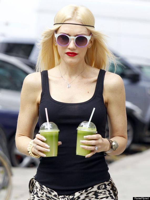 Gwen Stefani trẻ đẹp không nếp nhăn ở tuổi 46 - 6