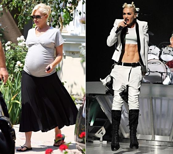 Gwen Stefani trẻ đẹp không nếp nhăn ở tuổi 46 - 3
