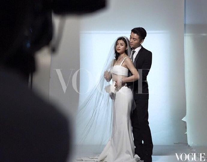 """Fan phát sốt với ngày cưới của """"Dương Quá - Tiểu Long Nữ"""" - 13"""