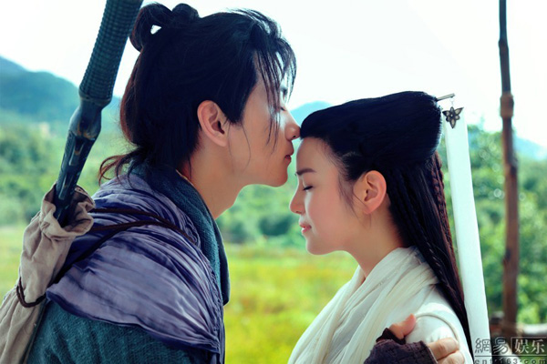 """Fan phát sốt với ngày cưới của """"Dương Quá - Tiểu Long Nữ"""" - 8"""