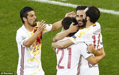Tay Ban Nha vs Croatia - 3