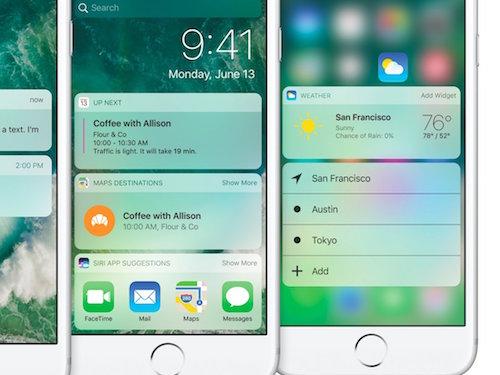 """iPhone chỉ có những tính năng này sau khi """"lên đời"""" iOS 10 - 6"""