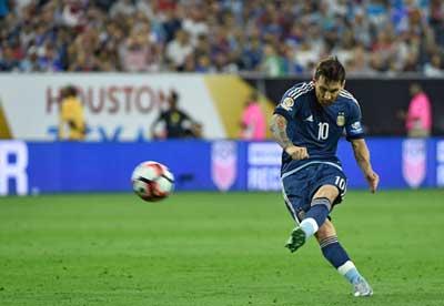 Chi tiết Mỹ - Argentina: Higuain lập cú đúp (KT) - 3