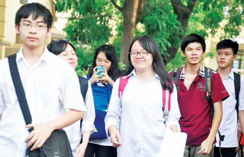 Điểm chuẩn vào lớp 10 các trường chuyên tại Hà Nội năm 2016 - 1