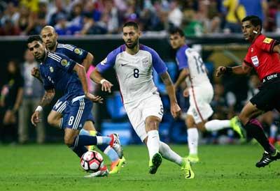 Chi tiết Mỹ - Argentina: Higuain lập cú đúp (KT) - 4