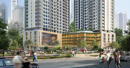 """Dự án The Golden An Khánh 32T """"bung hàng"""" - 4"""
