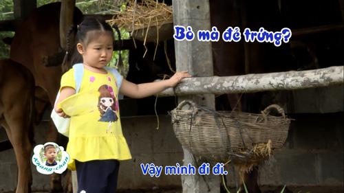 MC Thanh Thảo phát sốt với tính cách nhõng nhẽo của cô nàng 3 tuổi - 1