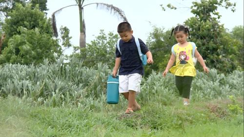 MC Thanh Thảo phát sốt với tính cách nhõng nhẽo của cô nàng 3 tuổi - 3