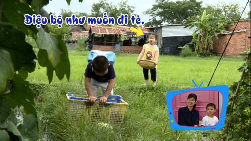 MC Thanh Thảo phát sốt với tính cách nhõng nhẽo của cô nàng 3 tuổi - 4
