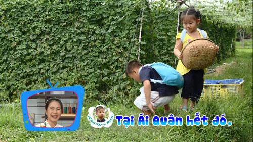 MC Thanh Thảo phát sốt với tính cách nhõng nhẽo của cô nàng 3 tuổi - 6