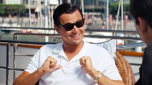 """Leonardo DiCaprio bất ngờ ra tòa vì """"Sói già phố Wall"""" - 1"""