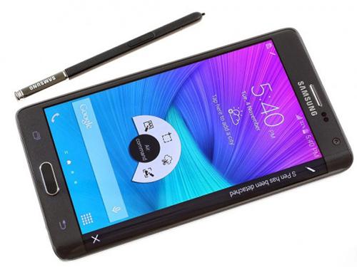 Samsung Galaxy Note 7 chỉ có bản màn hình cong - 1