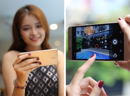 Đánh giá nhanh: Coolpad Sky 3 selfie – tự sướng chuyên nghiệp và đẳng cấp - 2