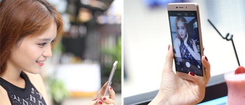 Đánh giá nhanh: Coolpad Sky 3 selfie – tự sướng chuyên nghiệp và đẳng cấp - 4