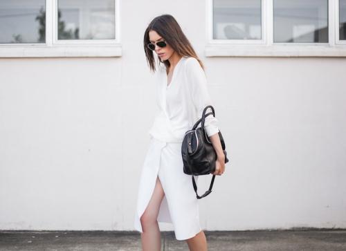 Kiểu váy giúp bạn nhìn cao hơn và chân dài miên man - 5