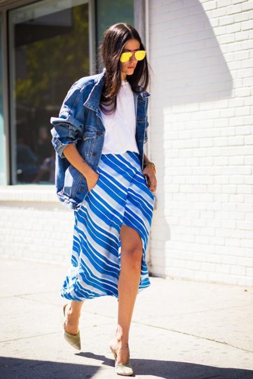 Kiểu váy giúp bạn nhìn cao hơn và chân dài miên man - 3