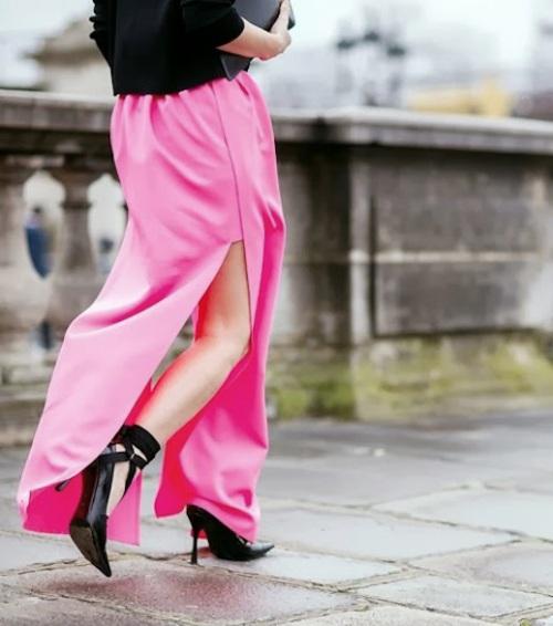 Kiểu váy giúp bạn nhìn cao hơn và chân dài miên man - 10