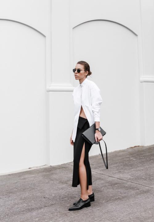 Kiểu váy giúp bạn nhìn cao hơn và chân dài miên man - 6
