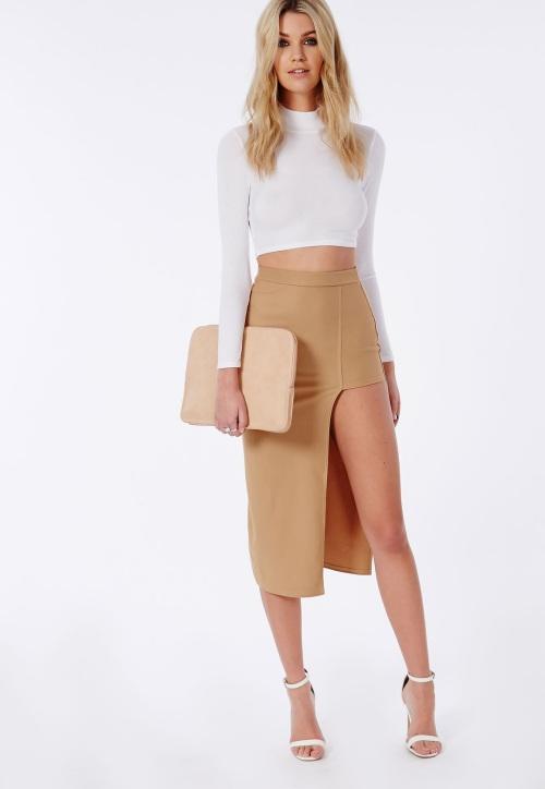 Kiểu váy giúp bạn nhìn cao hơn và chân dài miên man - 8
