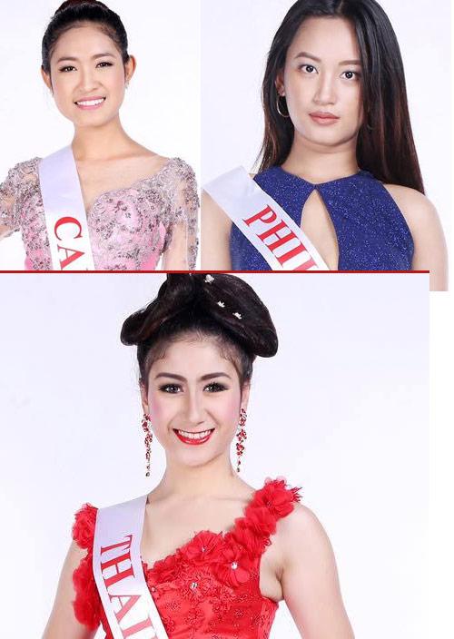 Hoa hậu Đông Nam Á Thu Vũ nói tiếng Anh - 4