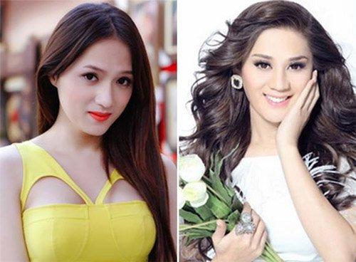 Hương Giang Idol và Lâm Chi Khanh - 1