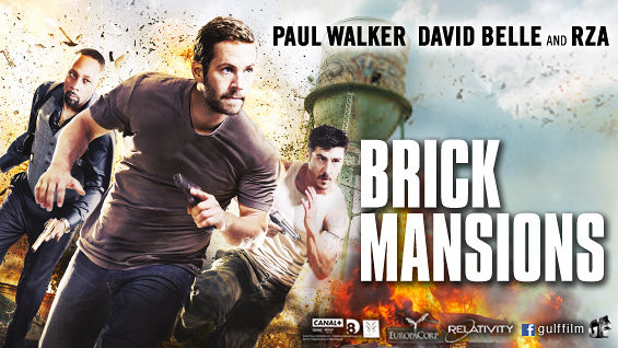 Trailer phim: Brick Mansions - 1