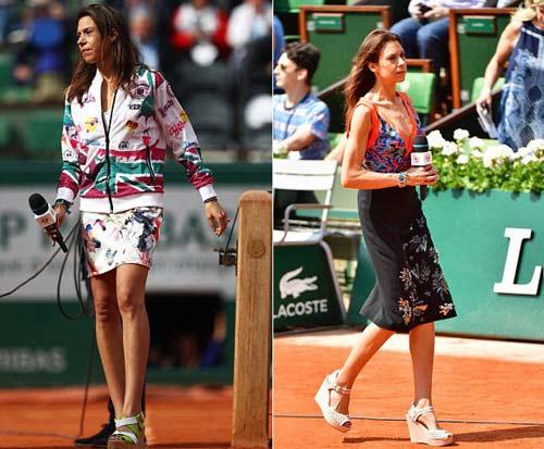 Sốc với nữ vương Wimbledon 2013: Người đẹp thành bà lão - 2