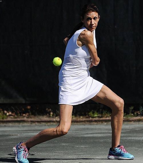 Sốc với nữ vương Wimbledon 2013: Người đẹp thành bà lão - 3