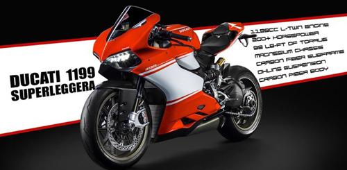 Ducati triệu hồi 1199 Superleggera do lỗi ly hợp - 1