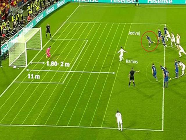 Tin nhanh Euro 22/6: Báo Tây Ban Nha kêu oan cho đội nhà - 1
