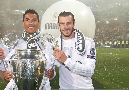 Bale và Ronaldo tại Euro: Chờ nội chiến siêu anh hùng - 1