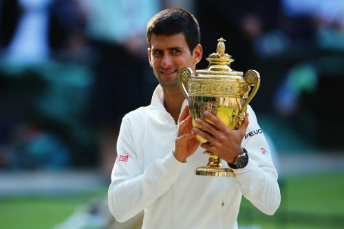"""Djokovic & Wimbledon: Khi """"máy săn Grand Slam"""" vào guồng - 1"""