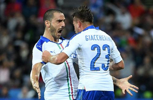 Iniesta, Bonucci: Những đường dọn cỗ mê hồn Euro 2016 - 1
