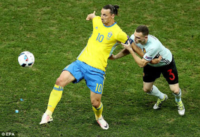 Chi tiết Thụy Điển - Bỉ: Bàn thắng muộn (KT) - 5