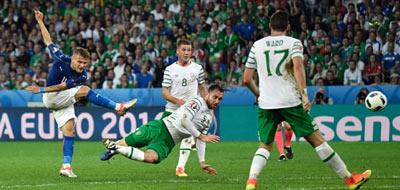 Italia vs CH Ireland - 4
