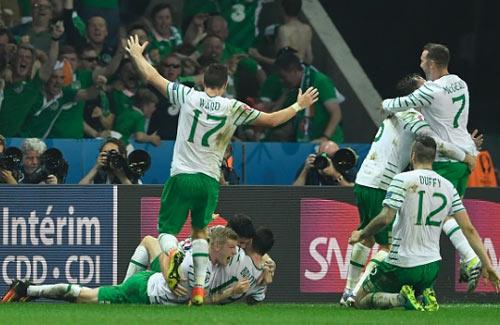 Italy vs Ireland - 1