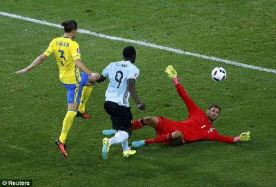 Chi tiết Thụy Điển - Bỉ: Bàn thắng muộn (KT) - 8