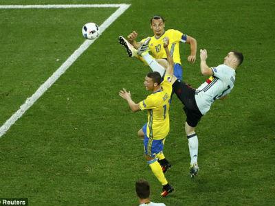 Chi tiết Thụy Điển - Bỉ: Bàn thắng muộn (KT) - 6