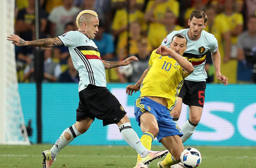 """Toàn cảnh Ibrahimovic """"cháy"""" lần cuối cùng ĐT Thụy Điển - 1"""