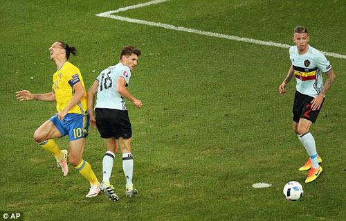 """Toàn cảnh Ibrahimovic """"cháy"""" lần cuối cùng ĐT Thụy Điển - 3"""