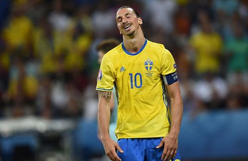 """Toàn cảnh Ibrahimovic """"cháy"""" lần cuối cùng ĐT Thụy Điển - 8"""