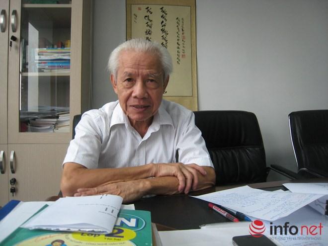 GS Hồ Ngọc Đại: Cho trẻ đi học chữ trước là rất tệ - 1