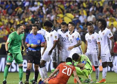 Chi tiết Colombia – Chile: Phần thưởng xứng đáng (KT) - 14