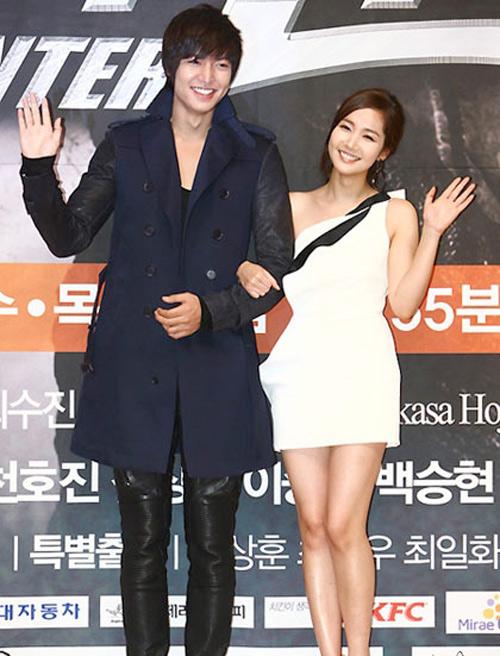 Ban gái cũ Lee Min Ho - 1