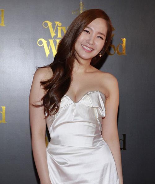 Ve dep cua Park Min Young - 6