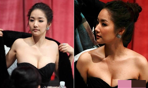 Than hinh ban gai cu Lee Min Ho - 5
